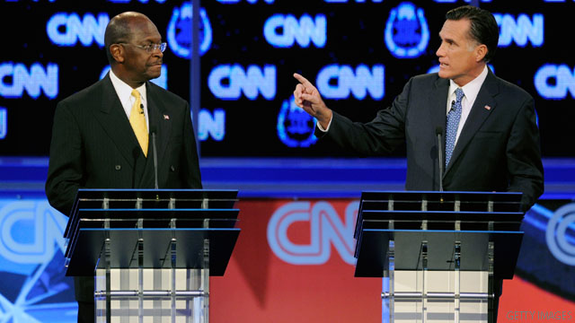 Where GOP candidates stand on Cain controversy