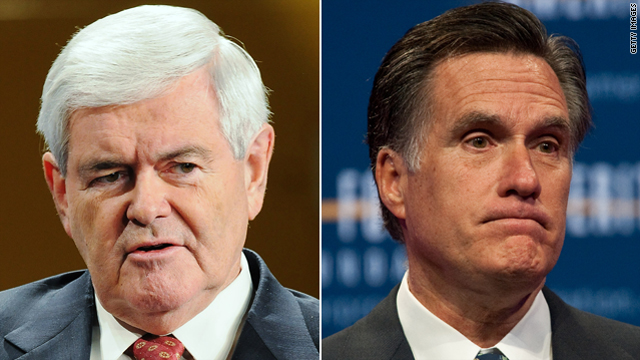 In the GOP race for president, is Gingrich the tortoise and Romney the hare?