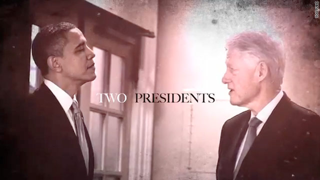 GOP group pits Obama vs. Bill Clinton on taxes