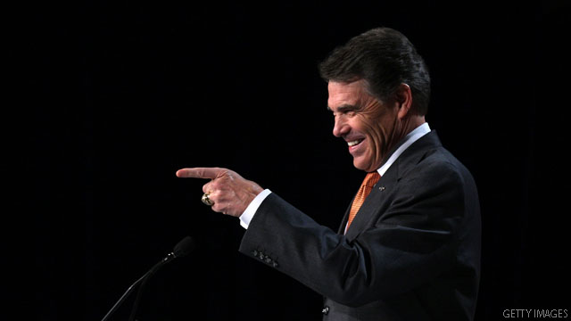 Perry returns to New Hampshire next week