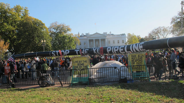 Obama administration delays politically-sensitive pipeline decision