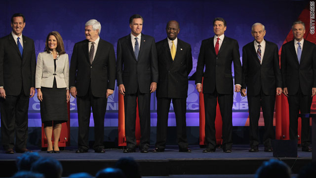 Lindsay: Dismaying foreign policy answers at GOP debate