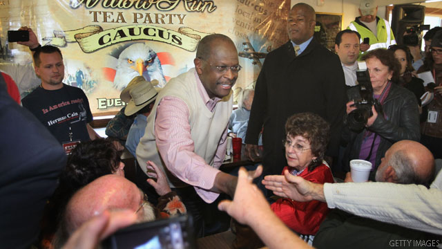 Cain campaign says it raised $9 million since October 1
