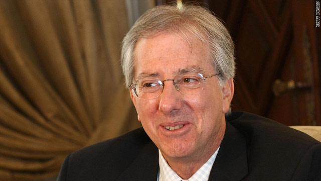 Top Obama Middle East advisor Dennis Ross stepping down