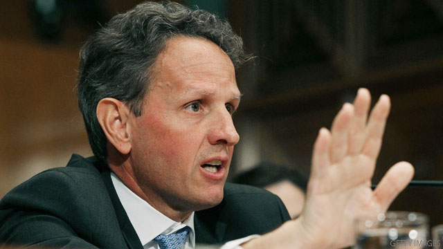 Geithner: Republicans have 'no plan' to create jobs
