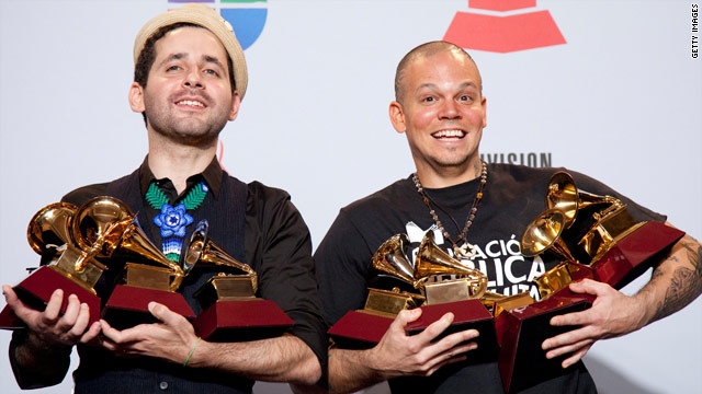 Engage: Forgotten vets to be honored; Calle 13 dominates Latin Grammys