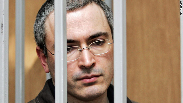 Khodorkovsky: On the eighth anniversary of my father's arrest, reason for optimism in Russia