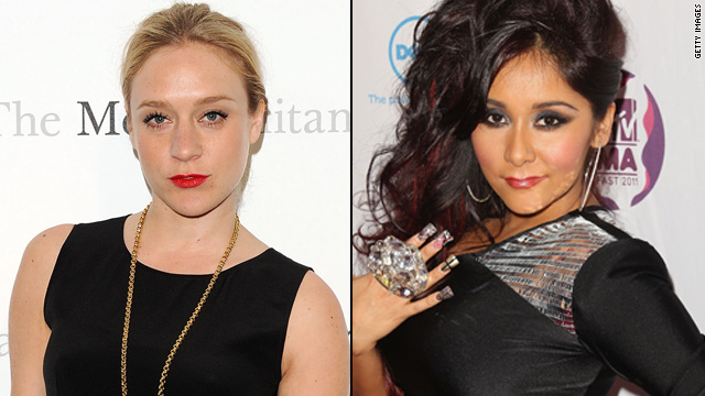 Chloe Sevigny: Snooki would look better in my clothes
