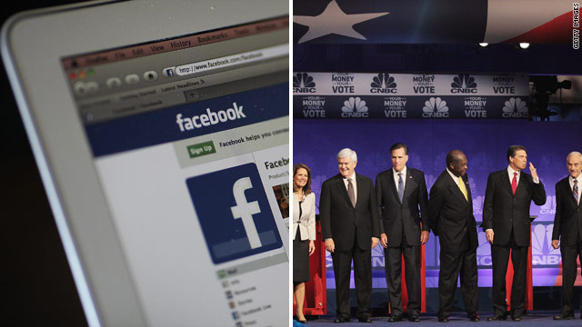 Facebook's advice to politicians: 'Be authentic'