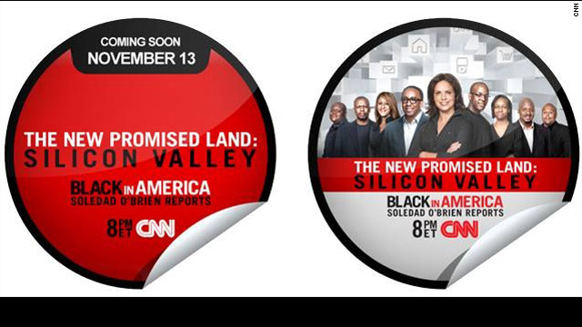 'Check-in' on GetGlue for limited-edition stickers for Black in America 4.
