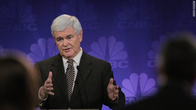 Gingrich campaign reports fundraising momentum