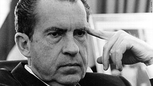 Documents: Combative Nixon defended legacy to grand jury
