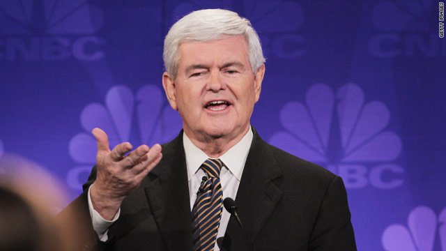 Gingrich: Not running for 'super governor'