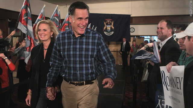 Romney finds himself man to beat in South Carolina