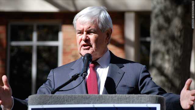 Gingrich's great debate expectations