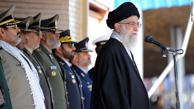 Analysis: Is Iran's Khamenei flirting with the 'Great Satan'?