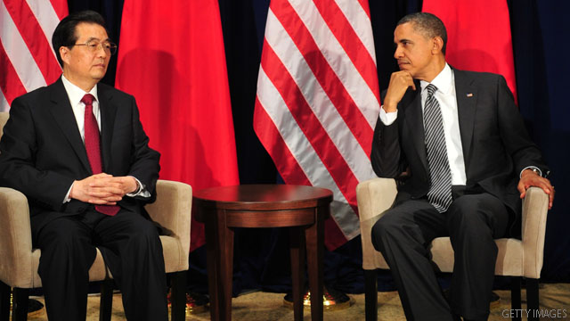 Obama vs. Romney on China