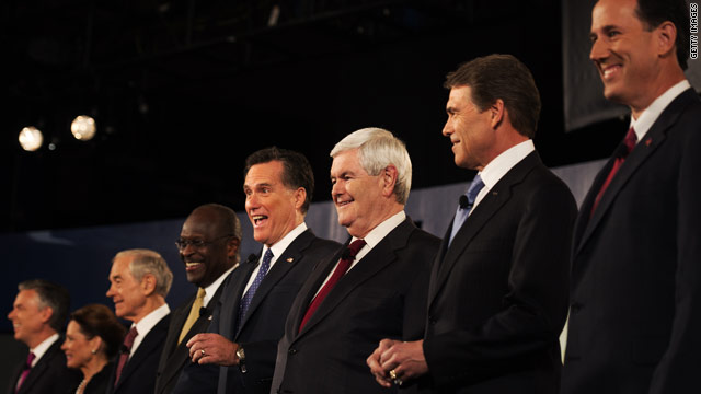 Truth Squad: Fact checking the GOP debate