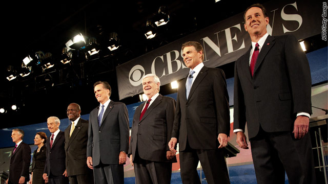 Republican candidates mostly agree on Obama Iran policy