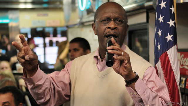 Cain: I&#039;m against &#039;collective hijacking&#039;