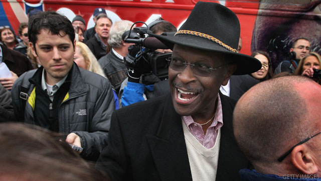 Cain to return to N.H. Thursday