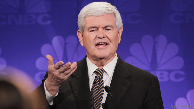 Gingrich: 'Super committee' is 'dumbest idea'