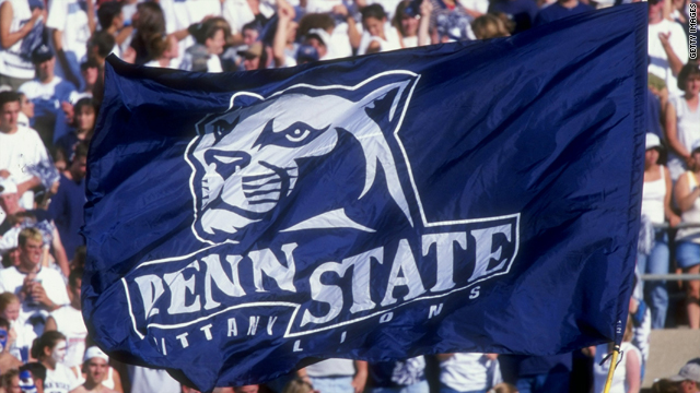 What role did the outsized influence of college sports play in the Penn State child sex abuse scandal?