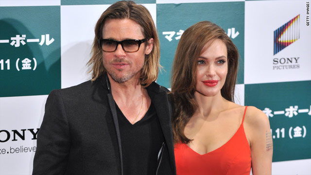 Brad Pitt's plan: Quit acting, maybe add to brood