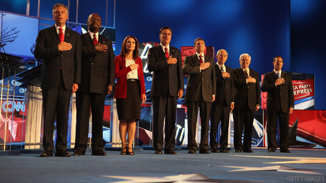 CNN Poll: Gingrich soars, Cain drops