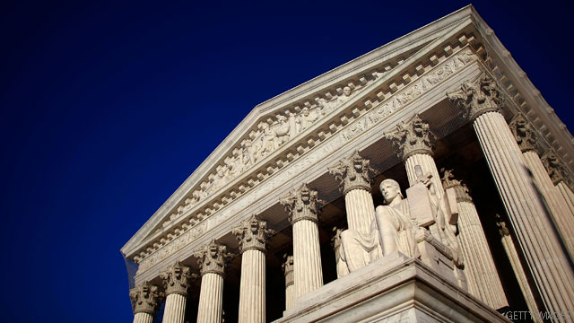 Justices hear appeal over Texas redistricting map