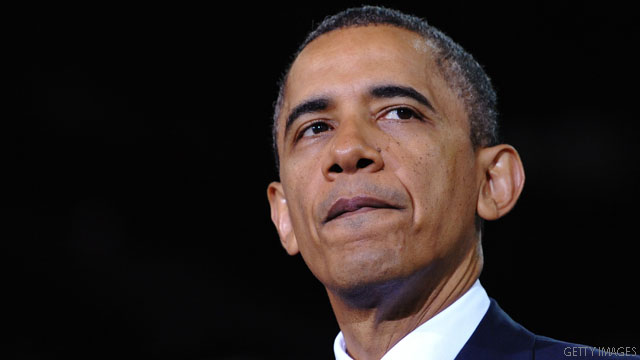 Obama: Let's overcome partisan gridlock