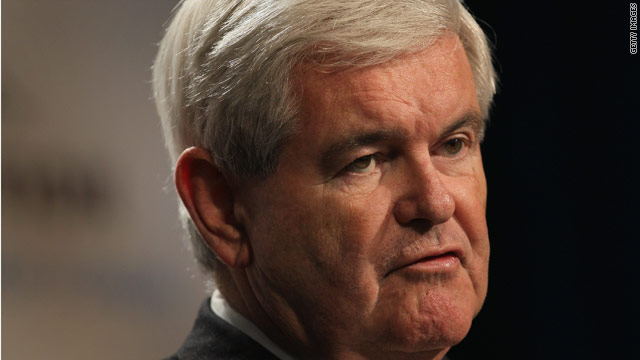 Gingrich fires back at lobbying charge