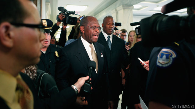 Cain loses endorsement in New Hampshire