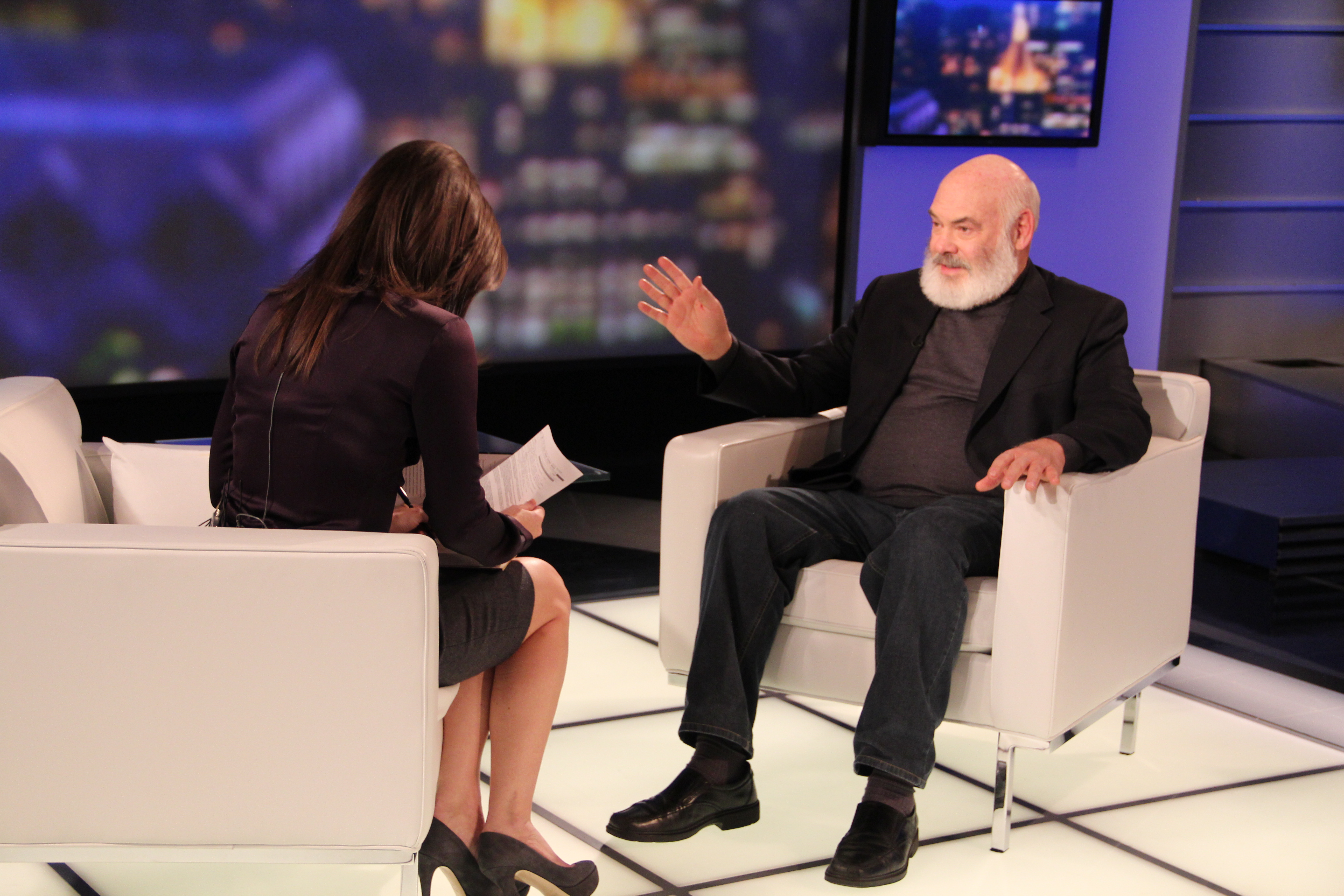 Dr. Andrew Weil and 'Spontaneous Happiness'