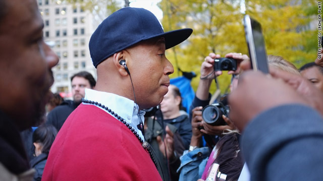 Engage: Russell Simmons defends Jay-Z's 99% problem