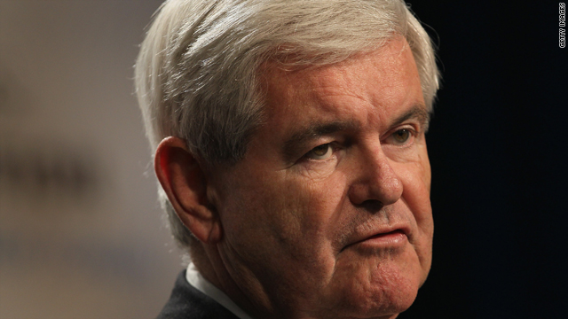 Is it good or bad that Newt Gingrich makes establishment Republicans nervous?