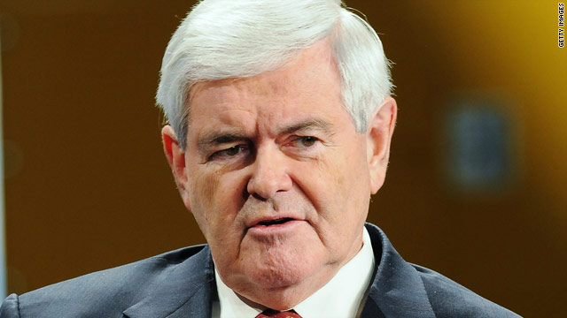 Gingrich faces more questions about Freddie Mac