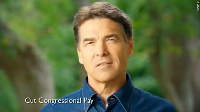 Perry ad calls Obama comment 'pathetic'