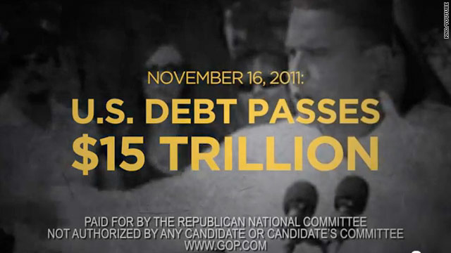 First on CNN: RNC to zero in on Obama over debt
