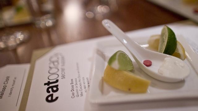 CNN Secret Supper: flavor-tripping in Chicago