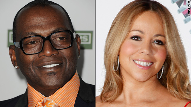 Mariah Carey's new manager: Randy Jackson?