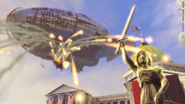 'Bioshock: Infinite' and America's could-have-been Steampunk past