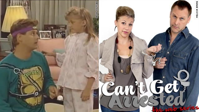 The Throwback: A mini 'Full House' reunion
