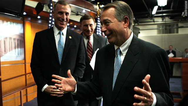 Speaker Boehner&#039;s birthday gift
