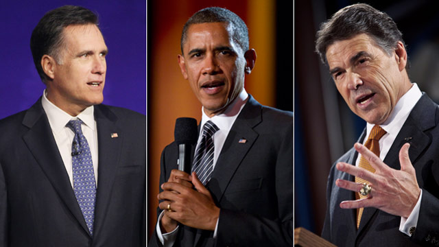 Perry says 'privileged' Obama can't relate