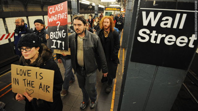 What should Occupy Wall Street&#039;s next move be?