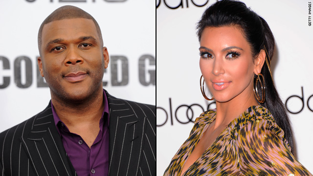 Tyler Perry: Why I cast Kim Kardashian