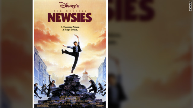 'Newsies' heads to Broadway