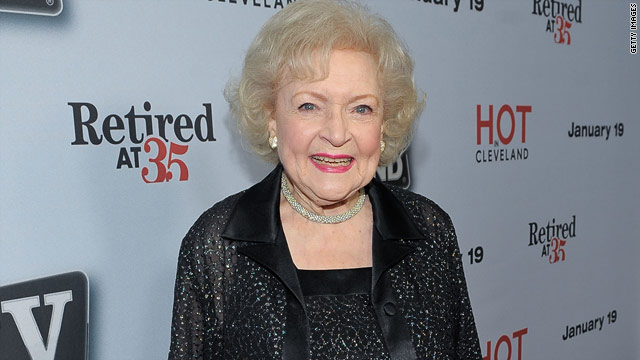 Betty White's 90th birthday party to air on NBC