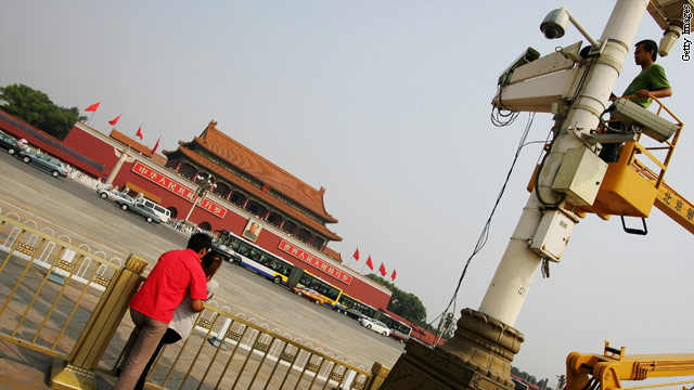 China spending big money to avoid Arab spring fever